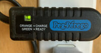 Peg Perego 12 Volt Battery Charger OEM FW7571S/15 Works