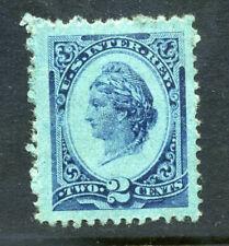US Revenue Stamp Scott R152 Documentary Liberty 1875-78 Issue MOG JUMBO 1A8 10
