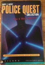 Daryl F. Gates' Police Quest Collection: The 4 Most Wanted, Installation Guide
