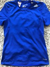 ADIDAS Girls Sports Top 13-14 Yrs IMMACULATE