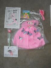 Butterfly Princess Barbie - W #13051 1994 outfit Only, mint complete