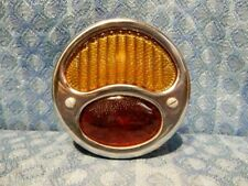 1929-1931 Ford Model A Right Hand Tail Lamp Assembly 6 Volt Duolamp #A-13405-R
