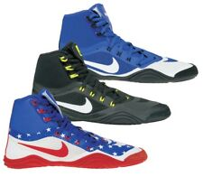 Nike Hypersweep Wrestling Shoes (boots) Ringerschuhe Chaussures de Lutte Boxing