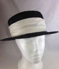5644fc1bb70 Straw One Size Vintage Hats for Women for sale