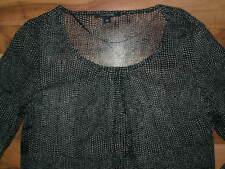Comma by S. Oliver SHIRT Bluse tunika jacke kleid w NEU zu rock hose 44 42 40 L