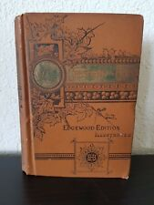 CRESCENT and THE CROSS Travels in Egypt Holy Land Eliot Warburton HC BOOK 1888