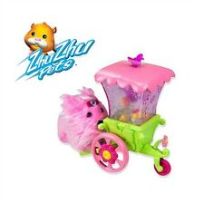 Zhu Zhu Puppies Pet FLOWER CART Puppy PlaySet Fun Toy Hamster Accessories NEW !