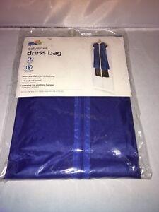 HONEY-CAN-DO Dress Bag , Navy, SFT-01280, Navy