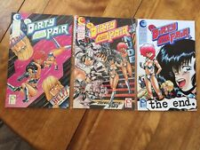Eclipse Comics  Dirty Pair (1988-1989) 8 issues Great Condition