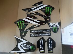 Team Pro Circuit KAWASAKI Graphics   KX85  KX100  2014-2021