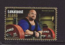 Aland 2014 MNH - Powerlifting - set of 1 stamp