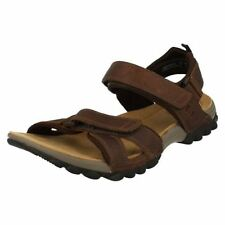 Sandali e scarpe Clarks per il mare da uomo 100% pelle