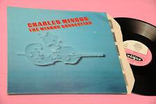 CHARLIE MINGUS 2LP MINGUS CONNECTION UK PRESS NM GATEFOLD TOP AUDIOFILI JAZZ