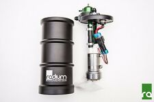 Radium Fuel Surge Tank Integrated FPR Walbro F900000274 E85 Pump 20-0135-01