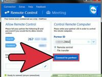 TEAMVIEWER Remote Computer Laptop Install  Tech Support