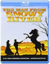 The Man From Snowy River (Tom Burlinson) Blu-ray Region B