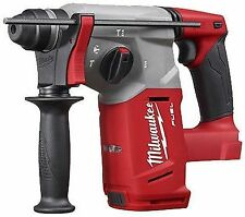 "NEW! Milwauke 2712-20 M18 FUEL 1"" SDS Plus Rotary Hammer Drill (Licensed Seller)"