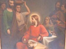 Edouard Jolin, Marie de Magdala et le parfum de nard, Nantes, art religieux