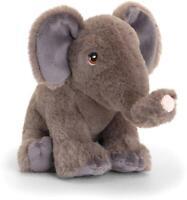 Keel Toys KEEL KEELECO ELEPHANT 18CM Soft Toy BN