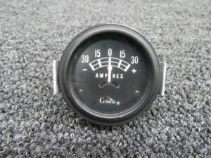 S1319-1 (Use: AP0045) Cessna 150E Ammeter Indicator (Volts: 14)