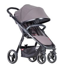 Phil&Teds Smart 3 Stroller in Graphite Brand New! Free Shipping!