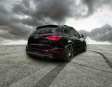 22 Zoll 5x112 Alufelgen Concave Black Audi Q5 SQ5 Teilegutachten Felgen S-Line