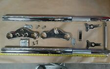 Custom harley Davidson and others inverted front forks 42in NOS