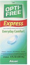 Opti-Free Express Multi-Purpose Disinfecting Solution, 4 oz