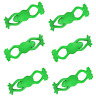 6 Stretchy Frogs Kids Party Bag Fillers Childrens Stocking Pocket Money Toy