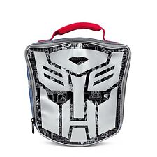 TransFormers Optimus School Insulated Lunch Bag Snack Box