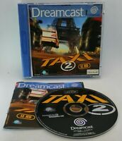 Taxi 2: Le Jeu Video Game for Sega Dreamcast PAL TESTED