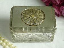 A Vintage Trinket Pot From c1911