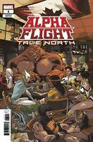 Alpha Flight True North #1 Variant Cover Marvel Comics 2019