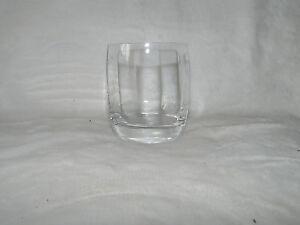 verre à alcool ou whisky en cristal  (REF 417)
