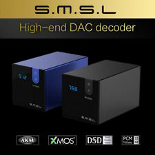 SMSL M100 USB DAC AK4452 Audio HiFi-Decoder DSD512 USB, Optisch, Koaxial C3G4