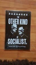 Jack Daniels Socialist Metal Sign Vintage Man Cave Beer Pub Bar Garage Retro
