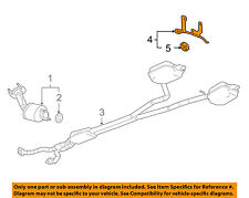 Cadillac GM OEM 05-10 STS 4.6L-V8-Exhaust Bracket Right 15240254