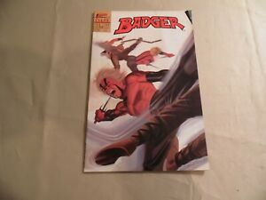 Badger #32 (First 1988) Free Domestic Shipping