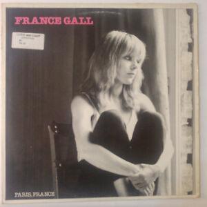 France Gall – Paris, France - Vinyl, LP, Album - 1980 -  Chanson, Pop Rock