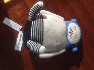hand knitted toys by bolivian knitters