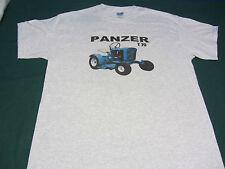 PANZER T75 Garden Tractor TEE SHIRT