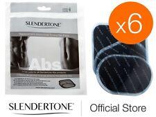 6 MONTH SUPPLY SLENDERTONE ABS PADS - SAVE 50% Slendertone Abs Belts (6 packs)