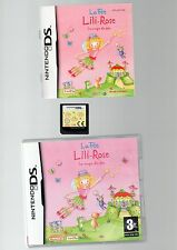 LA FEE LILI ROSE  !!! La Magie Des Fées : Superbe Jeu sur DS/Dsi/3DS