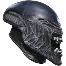 Alien Mask Child Boys Sci Fi Horror Monster Halloween Costume Accessory