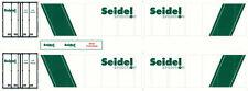 """Decal für MAN Hängerzug """" SPEDITION SEIDEL """" 1/87 Eigenbau"""