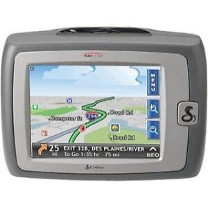 "COBRA NAV ONE GPSM 2100 - 3D Portable GPS - 3.5"" screen NIB"