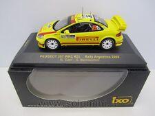 1:43 PEUGEOT 307 WRC Pirelli Gigi Galli Rally Argentina 2006 IXO RAM246