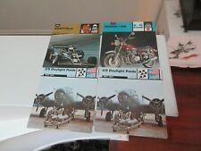 Collector Cards , 1970s , Mixed Lot of 13 , Andretti , Pearl Harbor , The Amazon