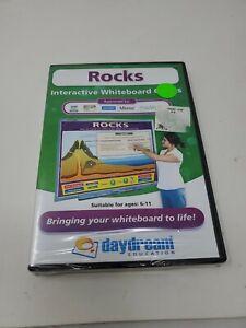 Daydream Education Rocks Interactive Whiteboard Chart New Sealed Ships Free