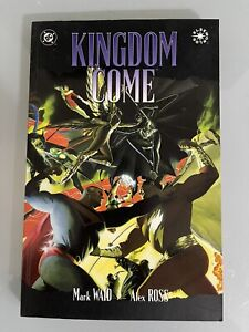 Kingdom Come by Mark Waid and Alex Ross TPB 2006 DC Elseworlds